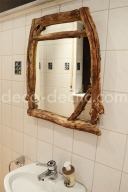 Réalisez un cadre en bois pour habiller votre miroir avec Decodeclic