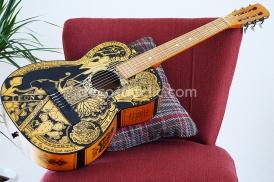 Idée cadeau originale: personnaliser une guitare avec Decodeclic