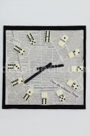 Idée création avec cette horloge domino