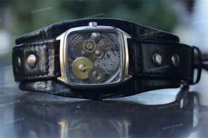 Bracelet pour homme: une montre customisée avec Decodeclic