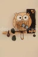 Idée cadeau 100% recyclé, un porte-bijou à partir de bois de palette avec Decodeclic