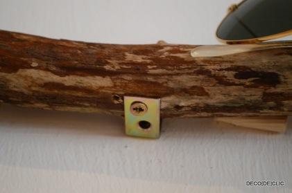 Réalisez un porte-bijou en bois flotté avec Déco[De]clic