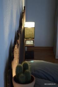 Réalisez une tête de lit en palettes avec Déco[De]clic