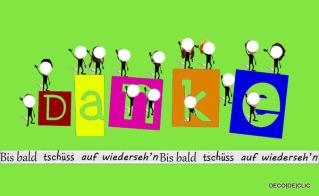Des idées créatives pour personnaliser vos cartes de remerciement ou d'au revoir avec Déco[De]clic